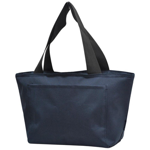 Navy Solid NGIL Insulated Lunch Bag On-The-Go