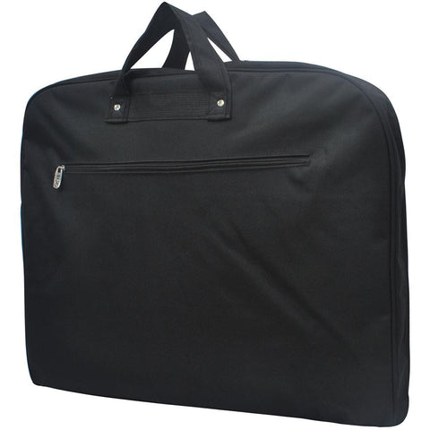 Solid Color Black NGIL Garment Bags