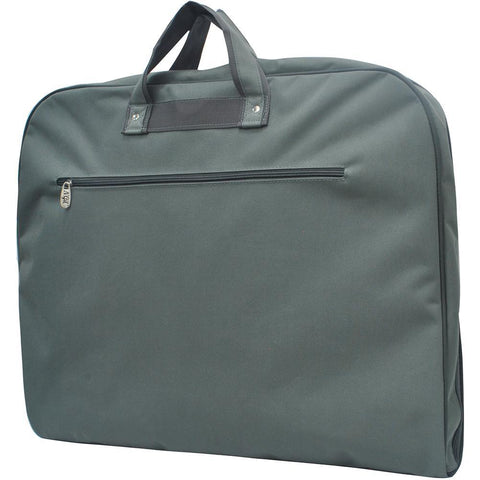 Solid Color Grey NGIL Garment Bags