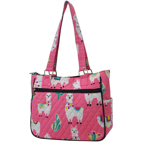 SALE! Llama World NGIL Double Handle Handbag