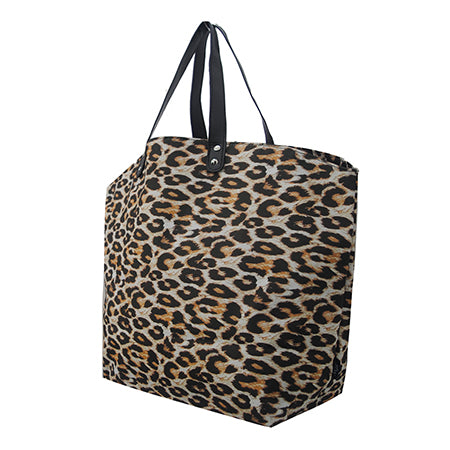 Wild Leopard NGIL Canvas Fashion Shoulder Bag