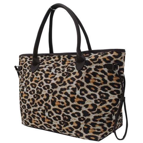 Wild Leopard NGIL Overnight Travel Bag