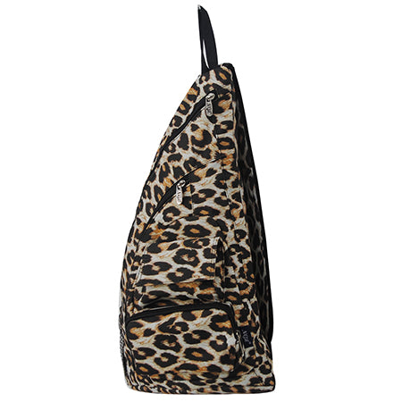 Wild Leopard NGIL Sling Backpack