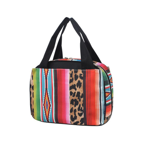 Leopard Serape NGIL Insulated Lunch Bag