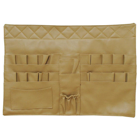 Khaki NGIL Cosmetic Brush Belt Strap Apron