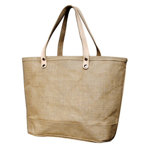 Jute Medium NGIL Tote Bag