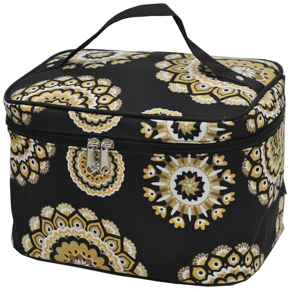 Mandala Dream NGIL Large Top Handle Cosmetic Case