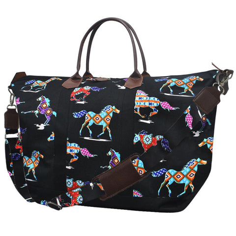 Stallion Wild Horse NGIL Large Weekender Bag