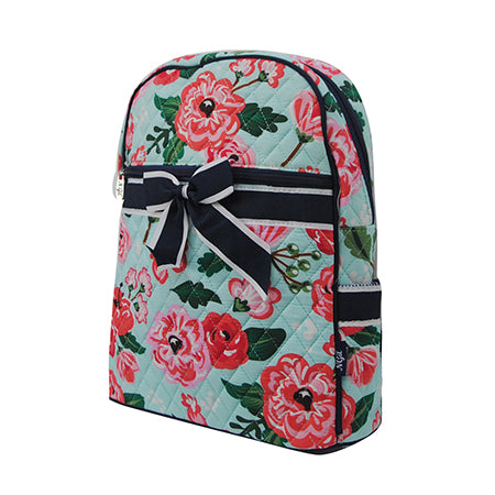 Floral Blossom NGIL Quilted Backpack