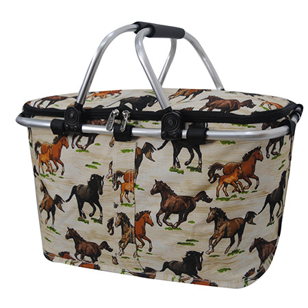 Wild Horse NGIL Insulated Market Basket