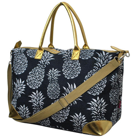 SALE!! STAINED!! PINEAPPLE NGIL Large Shopping Bag and Tote Bag