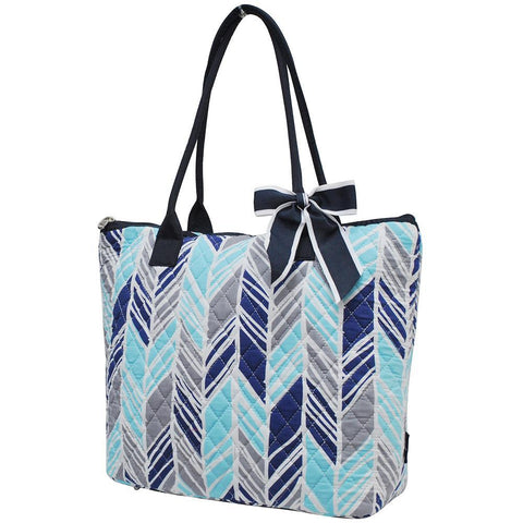 Sassy Chic NGIL Quilted Tote Bag