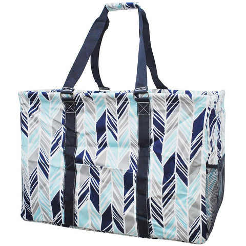 Sassy Chic Mega Shopping Utility Tote Bag