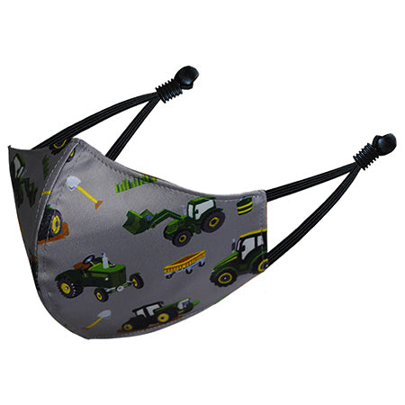 Tractor Trucks NGIL Lifestyle Face Mask