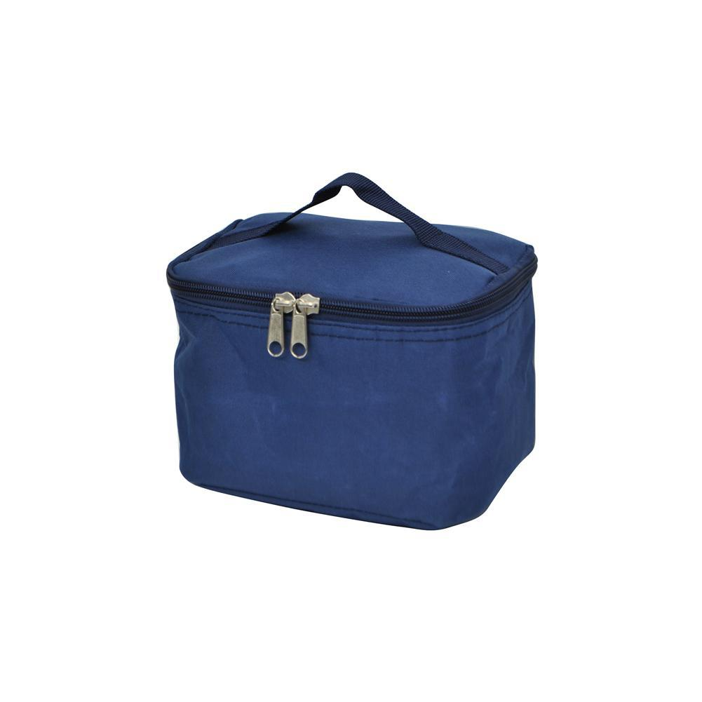 Solid Navy NGIL Cosmetic Case