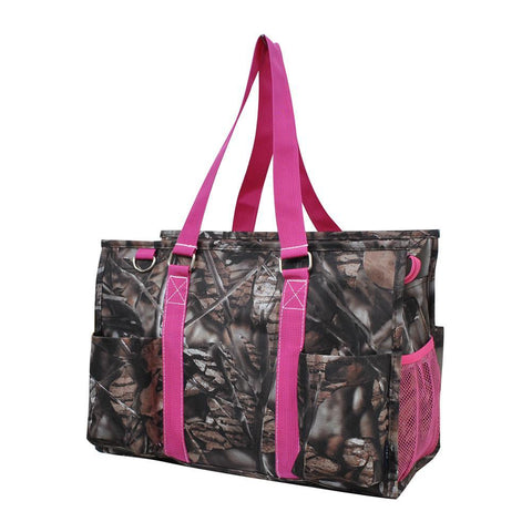 NGIL Brand, Gifts for teacher, monogram travel accessories, monogram tote for women zipper, monogram tote bags in bulk, nurse canvas tote, wholesale totes, tote bags, camo tote, camouflage tote bag,  gifts for mom.