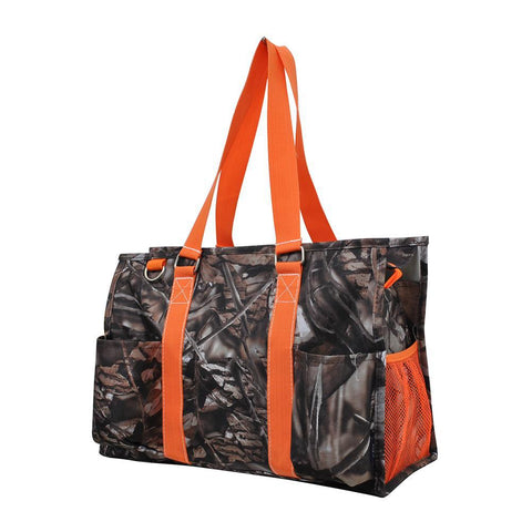 Monogrammed Zippered Tote Bag, monogram gifts for her, Monogram bags and tote, personalized gifts for teachers, nurse accessories wholesale, Gifts for her, monogram gifts, NGIL Brand, camo tote.