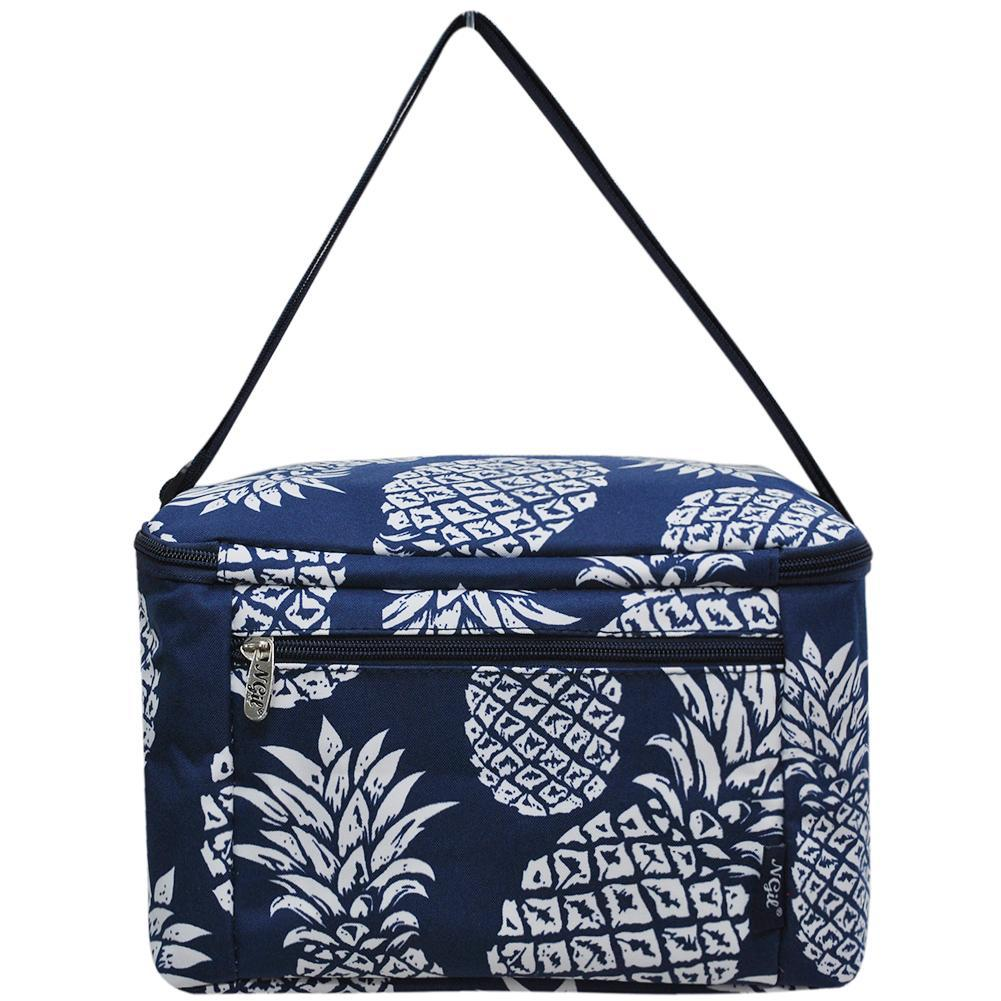 ae39c1dd9008 Southern Pineapple NGIL Insulated Cooler Bag/Lunch Box - MOMMYWHOLESALE.COM