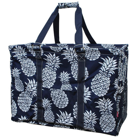 Southern Pineapple NGIL Mega Shopping Utility Tote Bag