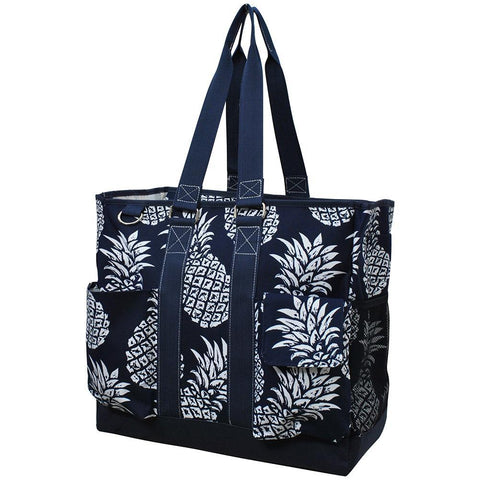 Southern Pineapple NGIL Tall Canvas Tote Bag