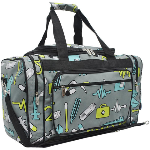 "Nurse NGIL Canvas 20"" Duffle Bag"