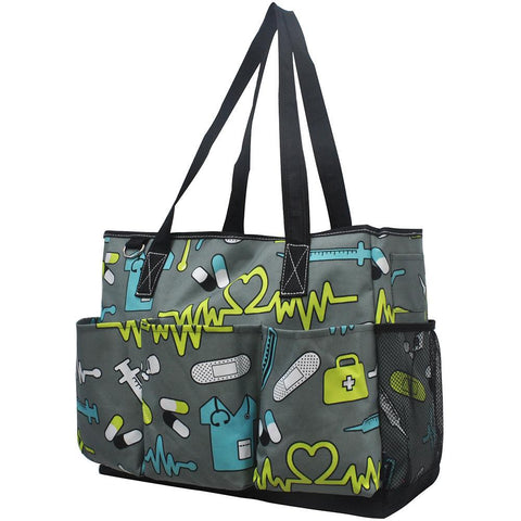Nurse NGIL Large Utility Caddy Tote