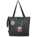 Gray Nurse Life NGIL Canvas Tote Bag