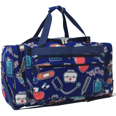 "Nurse NGIL Canvas 23"" Duffle Bag"