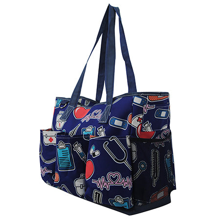 Nurse Life NGIL Large Utility Caddy Tote