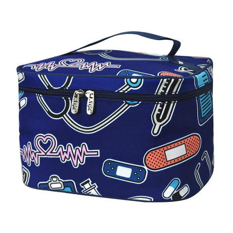 Nurse NGIL Large Top Handle Cosmetic Case