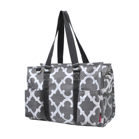 NGIL Brand, Personalized Travel Bag, monogram gift ideas, personalized accessories for mom, nurse tote organizer wholesale, gifts for mom, nurse gift for women, nurse gift personalized, nurse gift for women, nurse gifts in bulk, grey tote bag, plain tote.