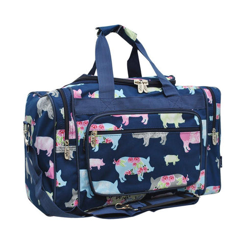 Training duffel bag, coach duffle bag, traveling duffle, monogram gift ideas, monogram gifts for women, monogram bags cheap, personalized duffle bags cheap, personalized duffle bag baby, personalized graduation gifts for her, pig duffle bag, pig floral duffle bag on sale.