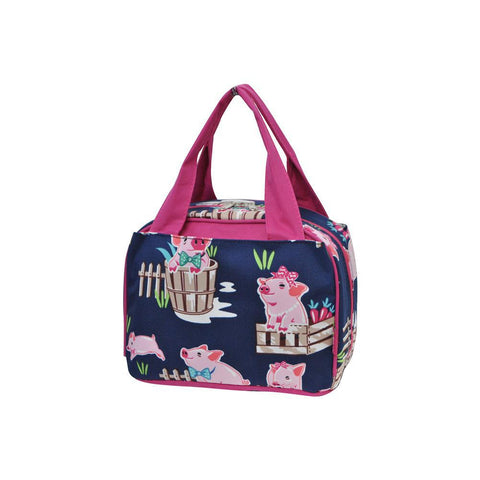 Happy Pig Town NGIL Insulated Lunch Bag