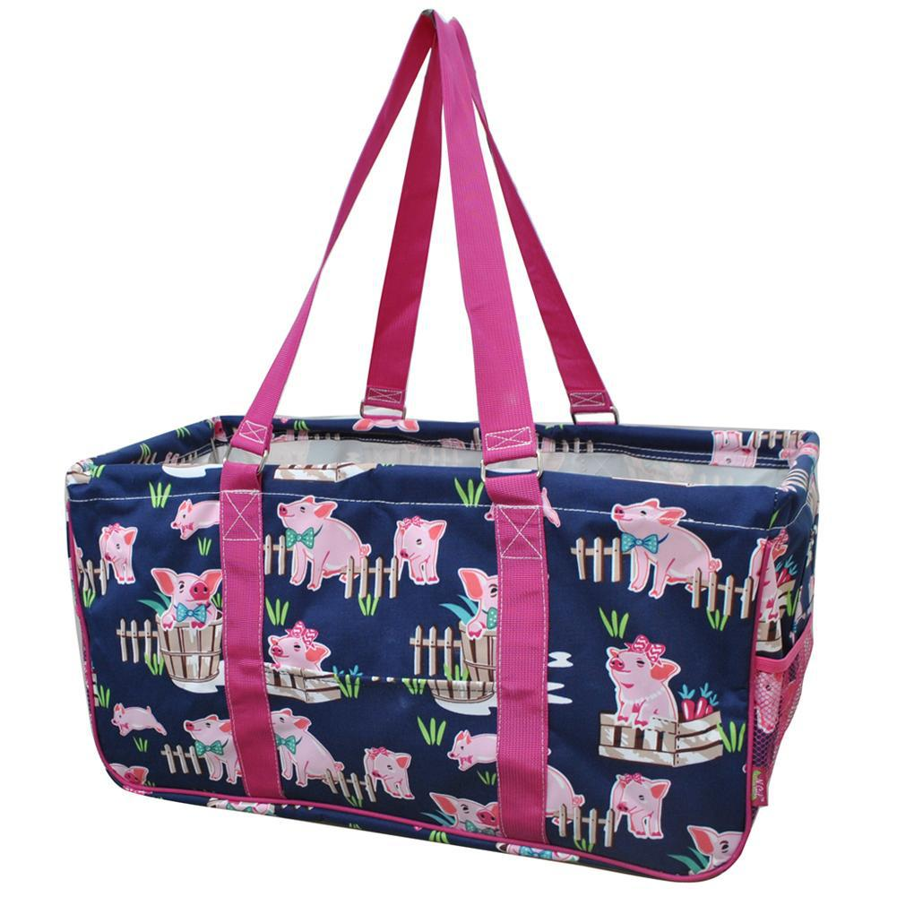 Happy Pig Town NGIL Utility Bag