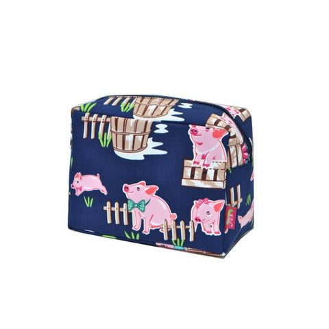 Cosmetic bag for brushes, woman's makeup bag travel, makeup pouch pattern, makeup bag gift s for women, cosmetic bag for gym, cosmetic organizer for vanity, custom travel bags for bridesmaids, pig makeup case, pig cosmetic bag