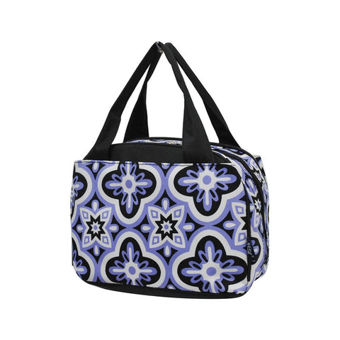 Quatrefoil Paradise NGIL Insulated Lunch Bag