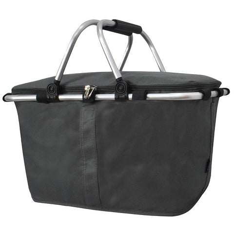Gray NGIL Insulated Market Basket