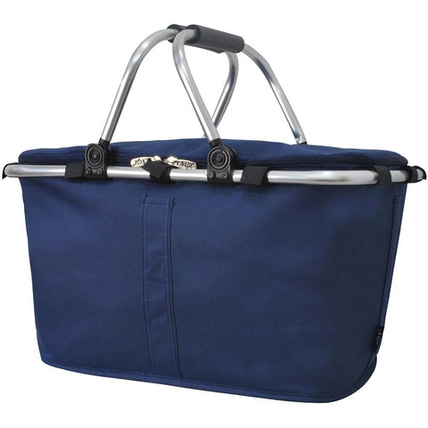 Navy NGIL Insulated Market Basket