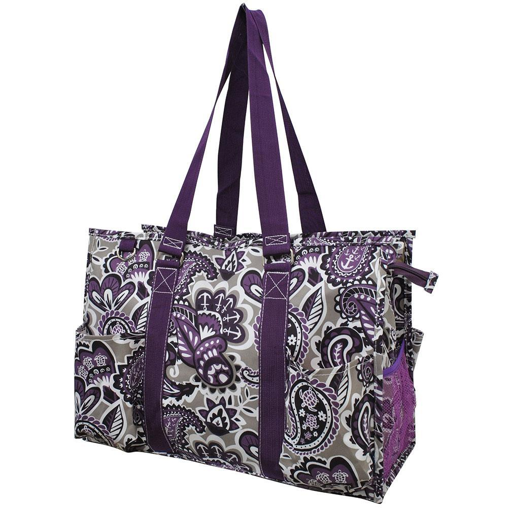 Monogramable Tote, Large Tote Bag, personalized tote bag with zipper, personalized bags bulk, monogramable gifts wholesale, nurse tote bags, student nurse gift for women, teacher gift personalized, purple tote bags wholesale,