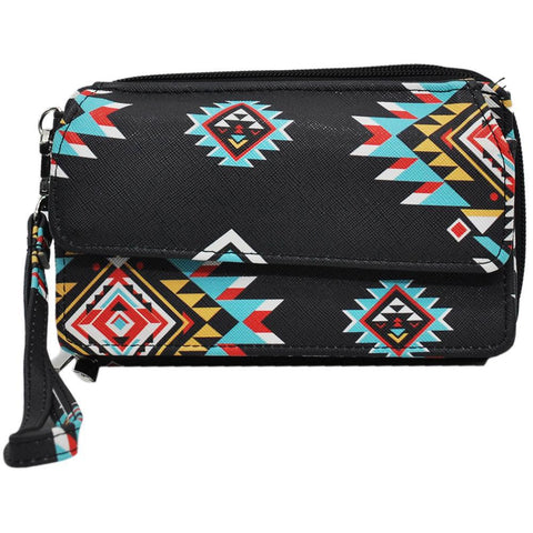 Southern Tribe NGIL Faux Leather All In One Wallet