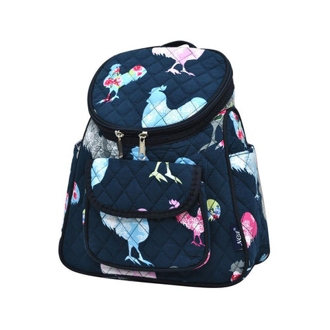 Rooster NGIL Quilted Mini Backpack