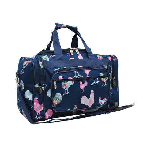 "Rooster NGIL Canvas 17"" Duffle Bag"