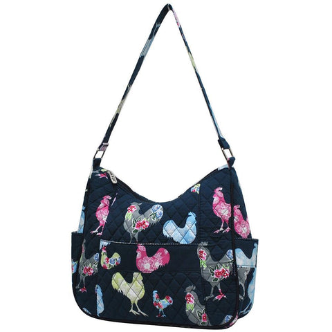Rooster NGIL Hobo Fashion Handbag
