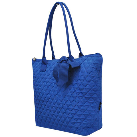 Royal NGIL Quilted Tote Bag