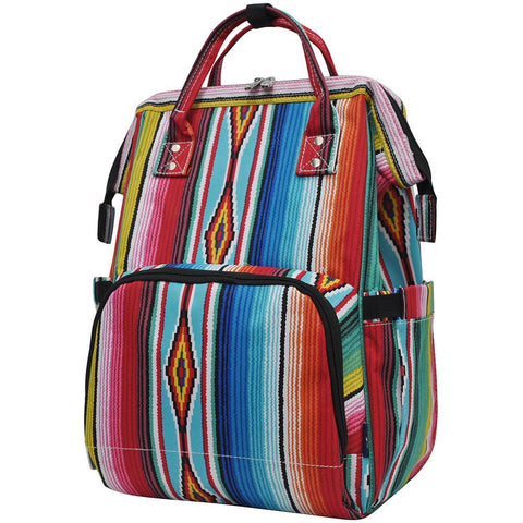 Diaper backpack bag, baby diaper backpack, diaper backpacks for babies, diaper bag organizing pouches, cute diaper bags, cute diaper bag backpack, cute diaper bag prints, cute serape diaper bag, serape print diaper bag, serape traveling bag, serape travel backpack, cheap cute diaper bags.
