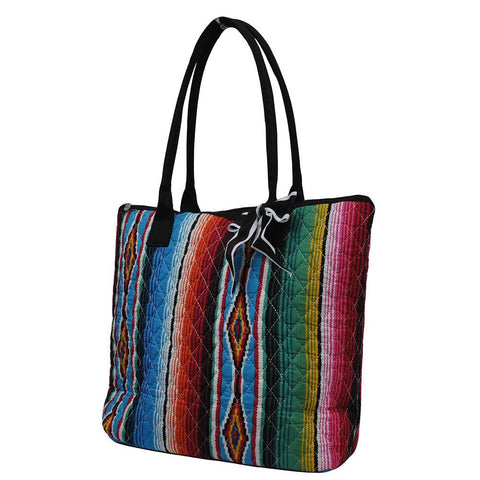 Serape NGIL Quilted Tote Bag