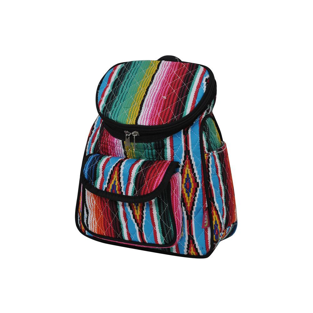 Serape NGIL Quilted Mini Backpack