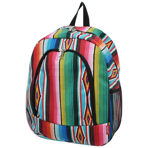 canvas backpack, serape gift bags, serape backpack for girls, serape backpack for women, serape bags, monogram backpack purse for women, personalize backpack for child, cute backpack for school, PTA fundraising bags, monogram gift ideas, monogram backpack for toddlers, monogram backpack for toddler.