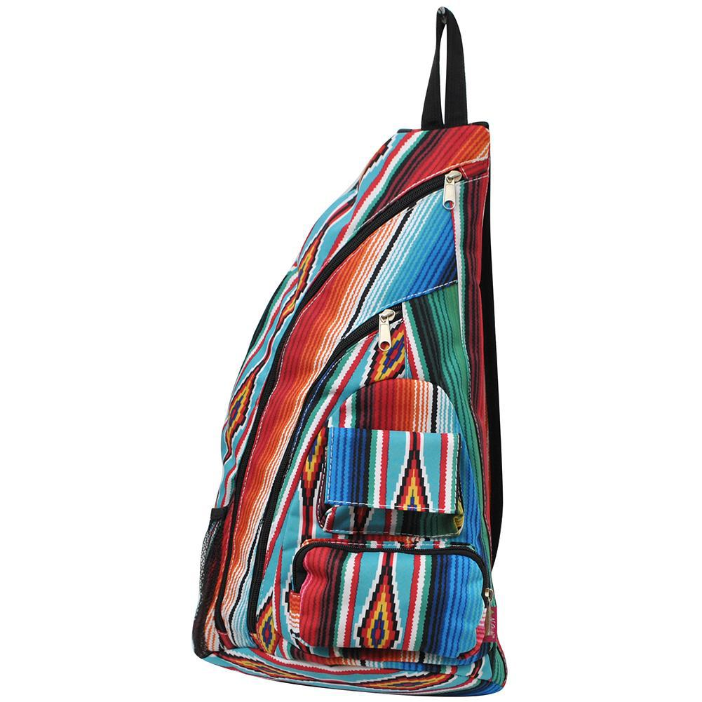 Serape NGIL Sling Backpack
