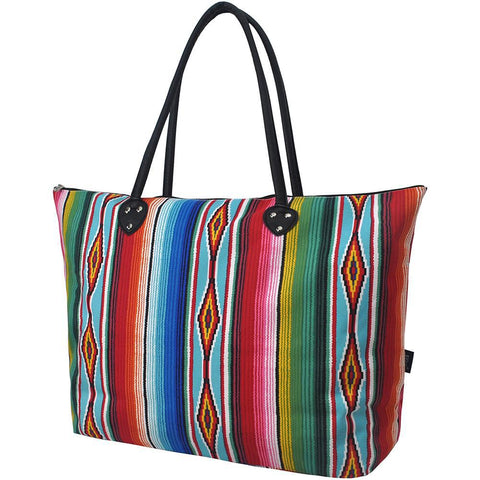Serape Large NGIL Collection Tote Bag